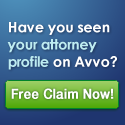Claim Your Profile on Avvo